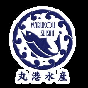 丸港水産新宿店 ロゴ6