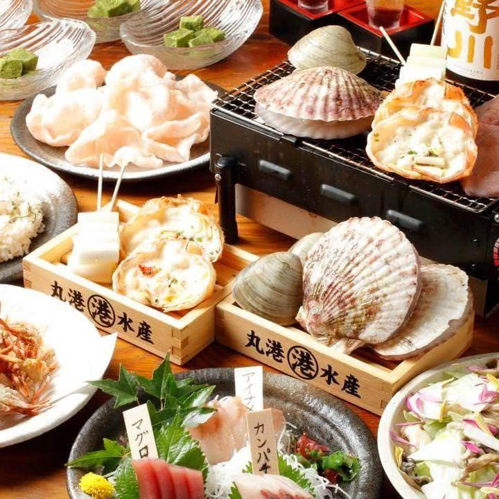 新宿三丁目駅の居酒屋で絶品海鮮料理を味わう