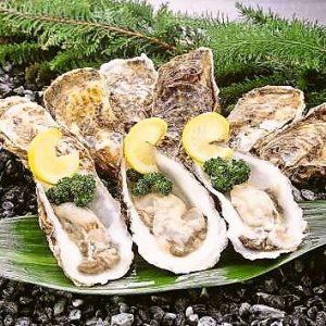 丸港水産新宿店 牡蠣