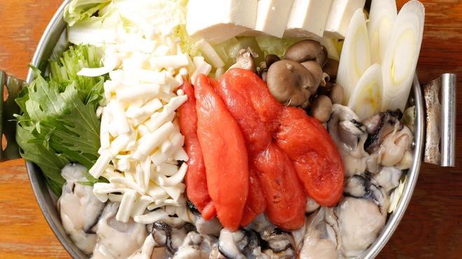 新宿三丁目で鮮魚の美味しい居酒屋『丸港水産 新宿店』でおすすめの鍋